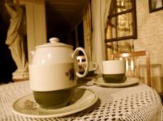 Living room set tea cups