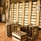 Trench Set crates